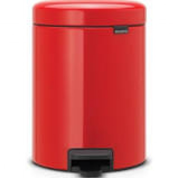 Brabantia Pedalhink 5L Passion Red