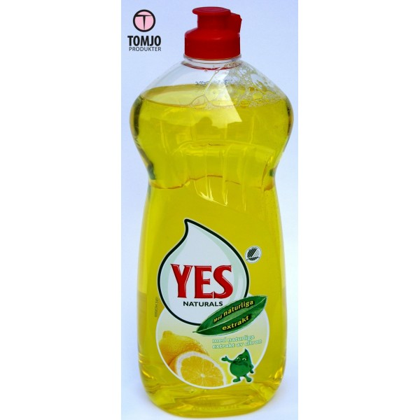 Handdiskmedel Yes Citron 750ml