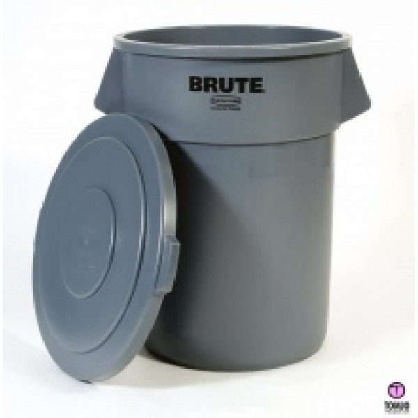 Brute Container System Lock Grå