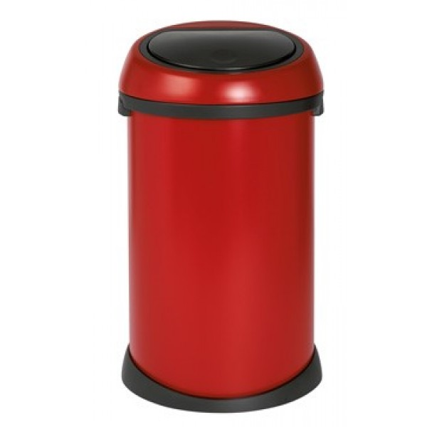 Brabantia Touch Bin 60L Passion Red