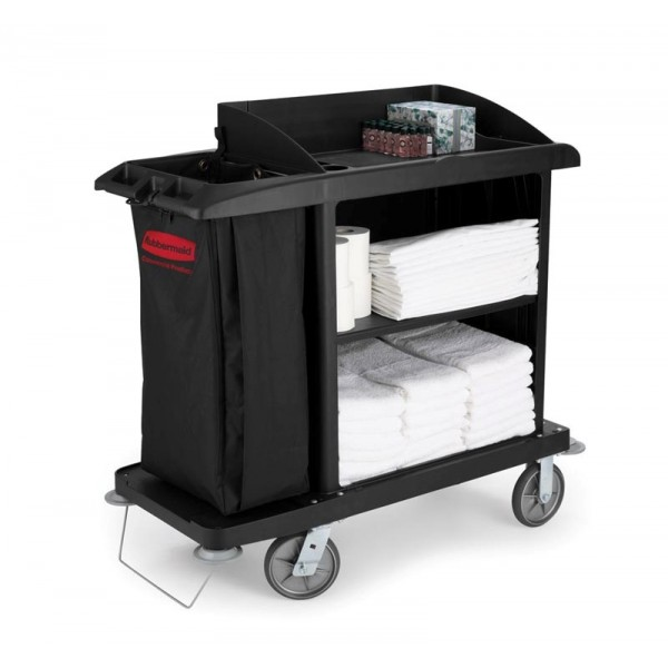 Hotellvagn 6190 Rubbermaid