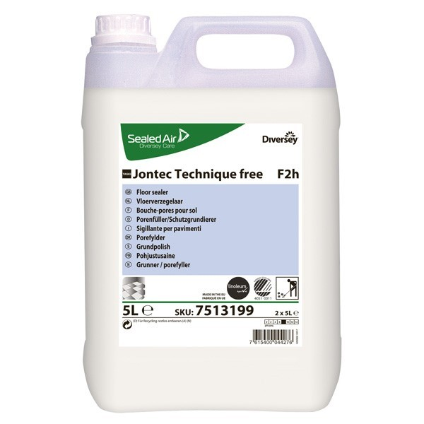 Jontec Technique Free Grundpolish 5L Diversey