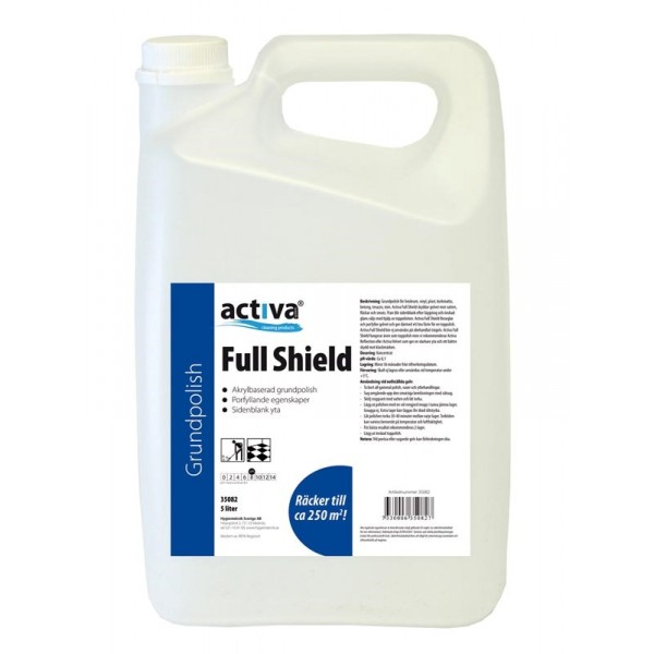 Activa Full-Shield Grundpolish 5L