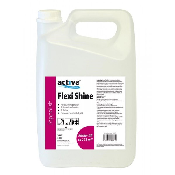 Activa Flexi-Shine 5L Polish