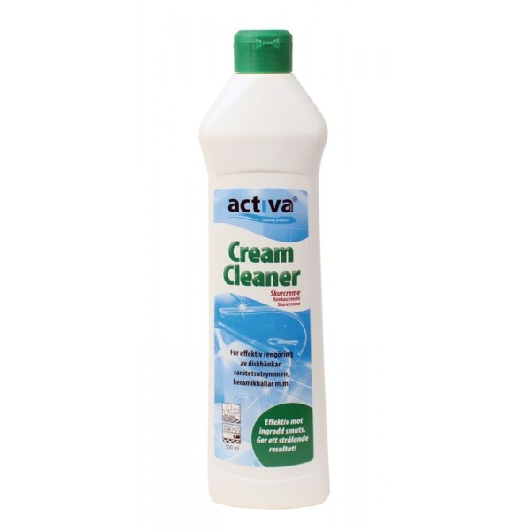 Activa Cream Cleaner Skurcreme 500ml
