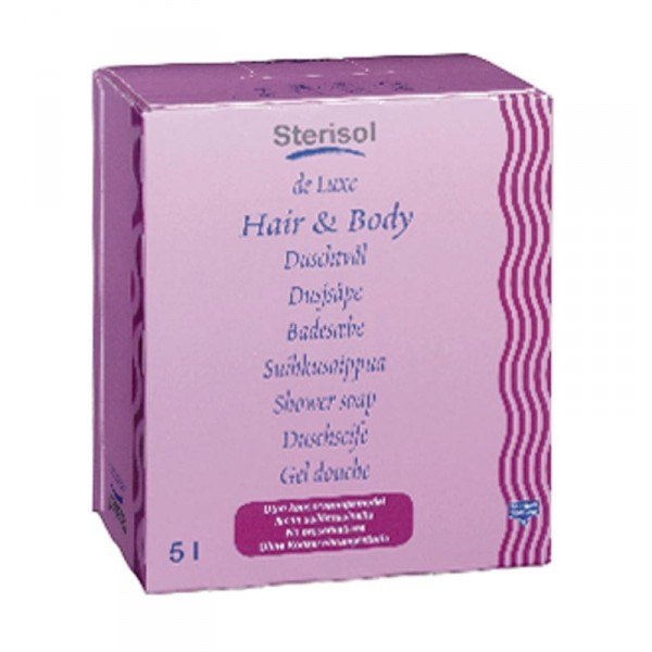 4808 Hair & Body schampo 2x5 L